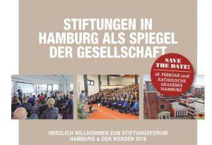 Stiftungsforum Stiftungsführer Hamburg 2018