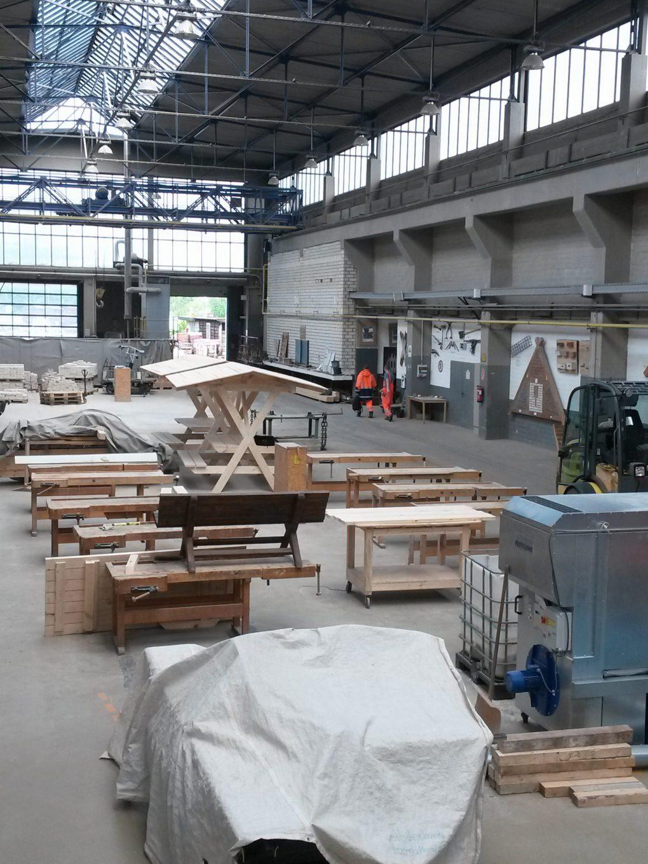 KAUSA Informationsveranstaltung DB Gleisbau, ©Nader Etmenan Stiftung