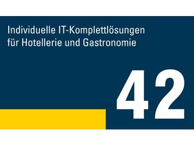 42 GmbH Logo