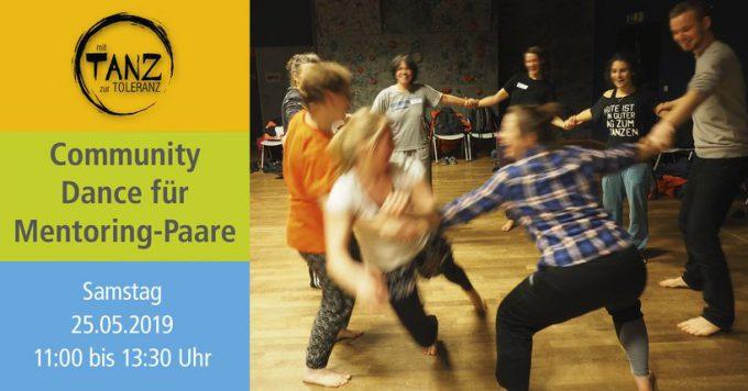 Community Dance For Mentoring