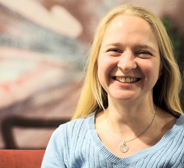 Dina Schreiber Stiftungsmanagerin