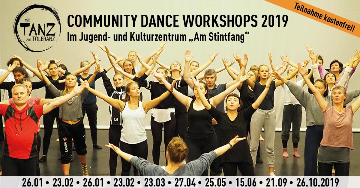 Workshops Termine 2019