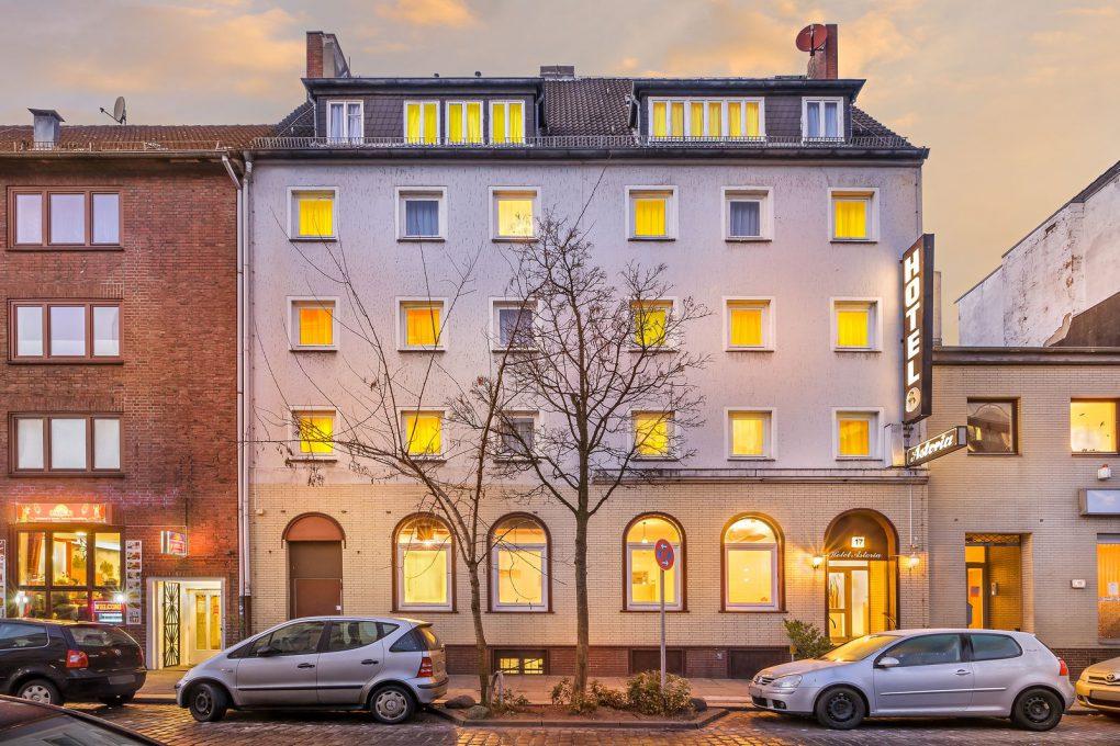 Hotel Nader Etmenan Stiftung