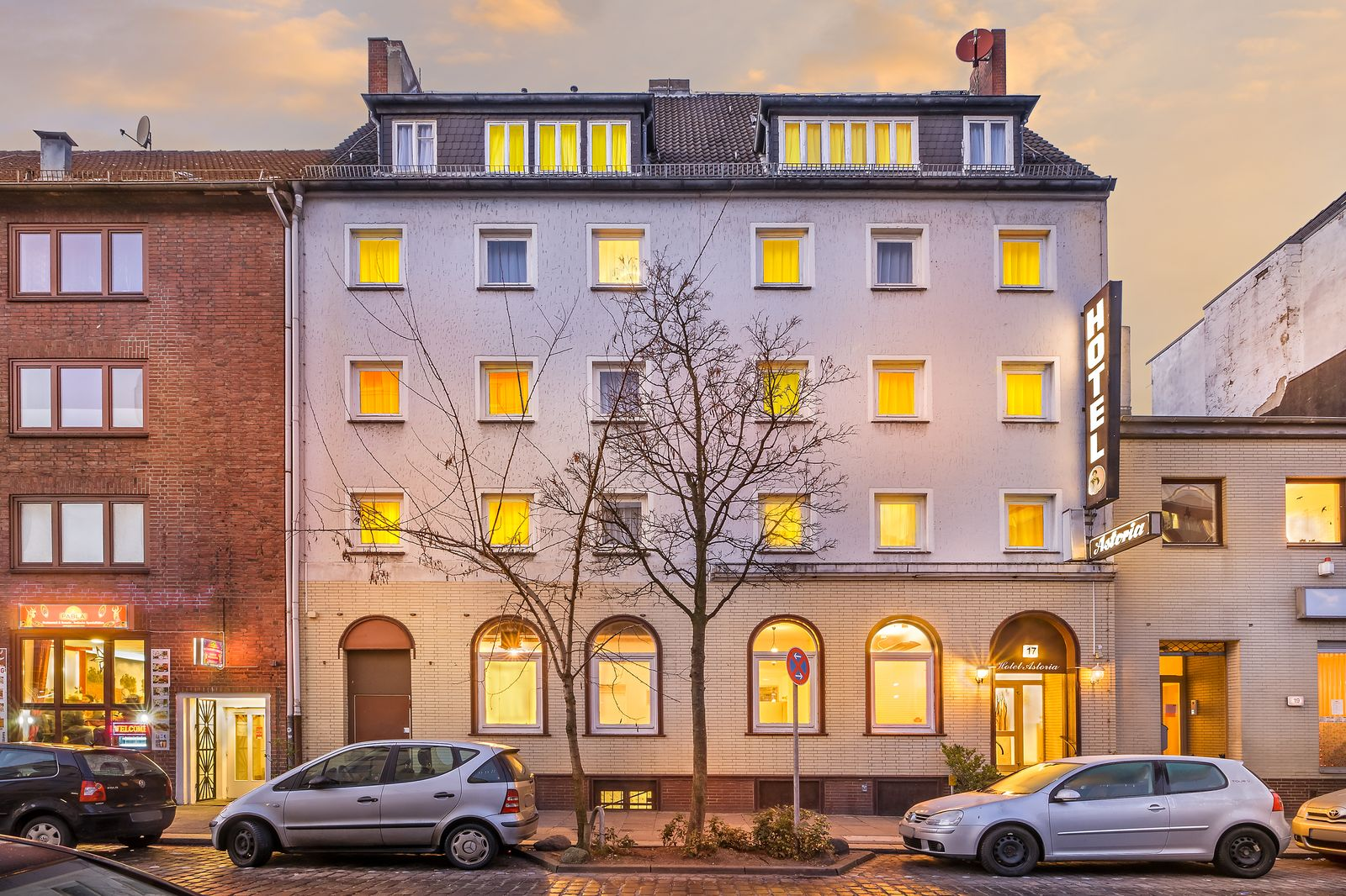 Hotel der Nader Etmenan Stiftung