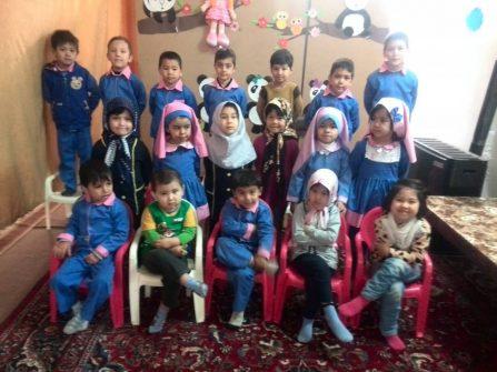 Kinder bei Saheb