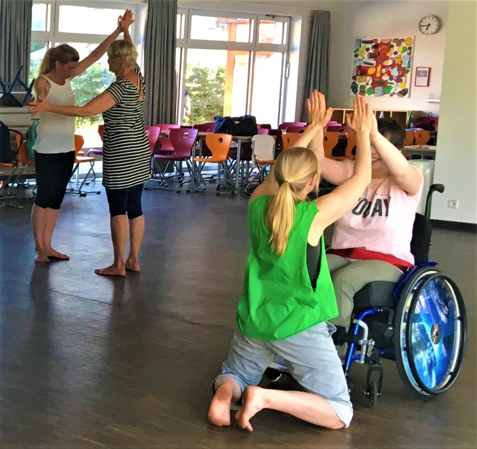 Community Dance Workshop bei Mixtur 1 am 28.06.2019