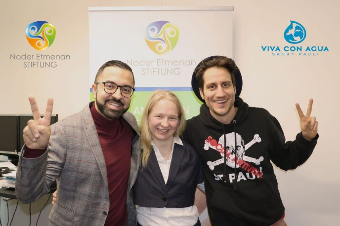 David Etmenan, Dina Schreiber, Michael Fritz