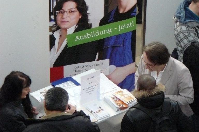 KAUSA Servicestelle Hamburg © ASM