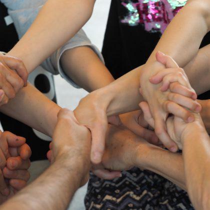 Mit TANZ zur Toleranz - Workshop 25.05.19 © Nader Etmenan Stiftung