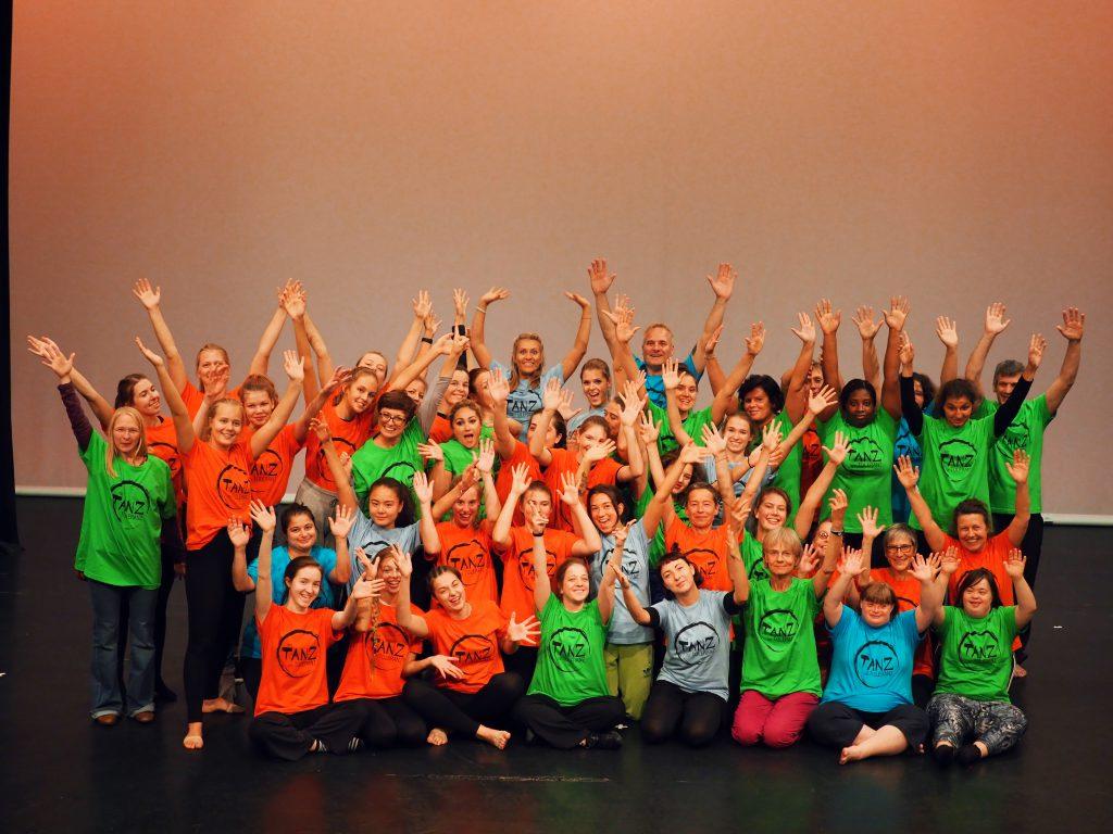 Community Dance Auftakt-Workshop, © Manu Matthäus