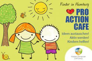 Pro Action Cafe, Nader Etmenan Stiftung, 11.10.2017