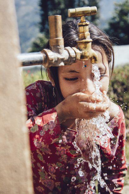Foto: © Melanie Haas für Viva con Agua