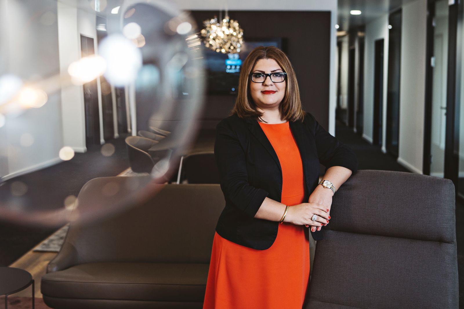 Samira Said Stiftungsrat