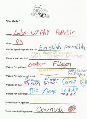 Ein Kinderbuch entsteht_Kinderbilder