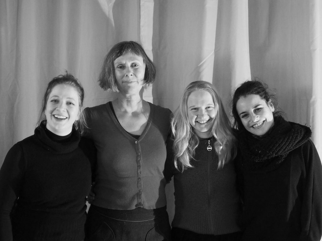 Team 2020 © Nader Etmenan Stiftung