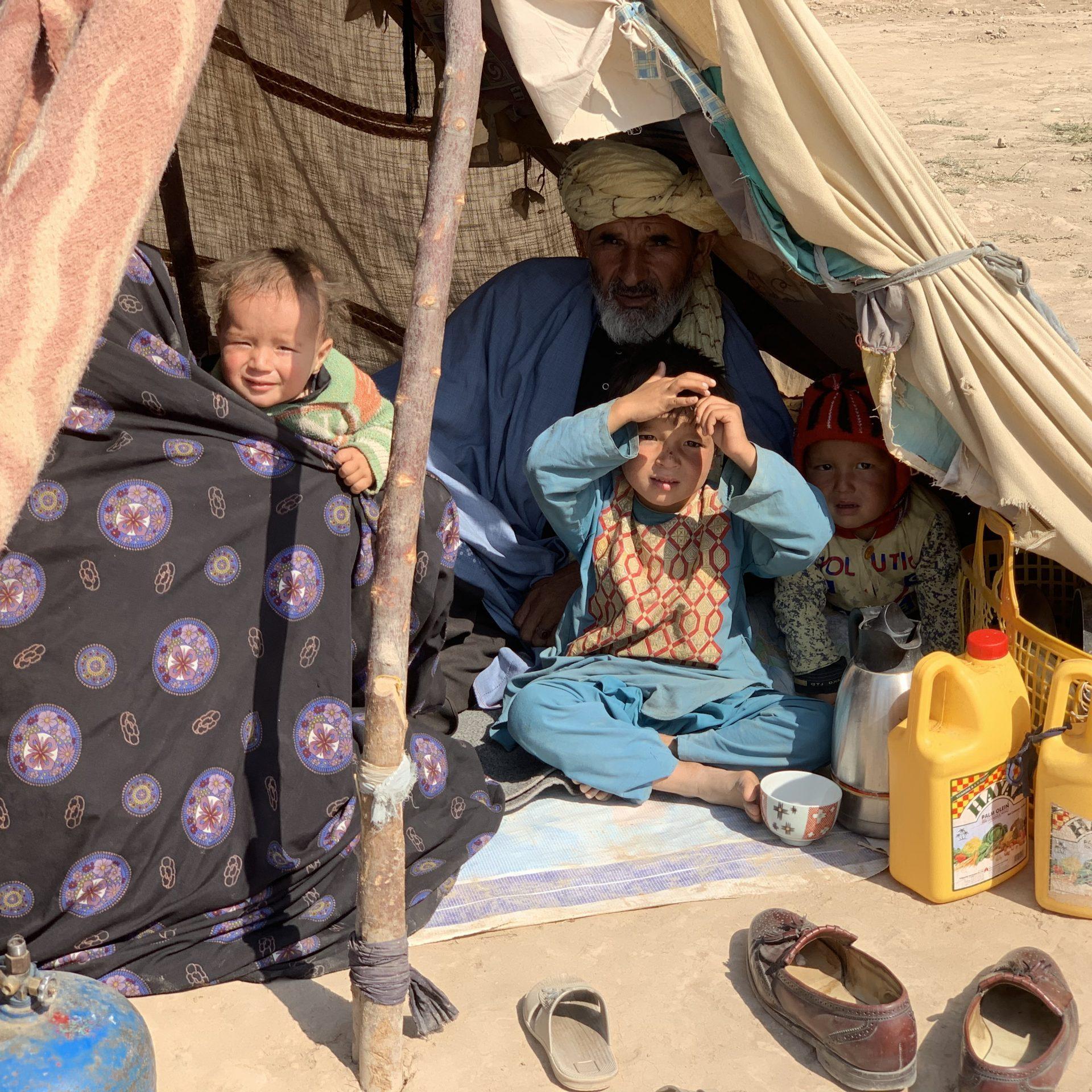 Winternothilfe 2020 Herat © Visions for Children e.V.